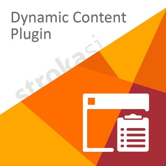 NopCommerce Dynamic Content